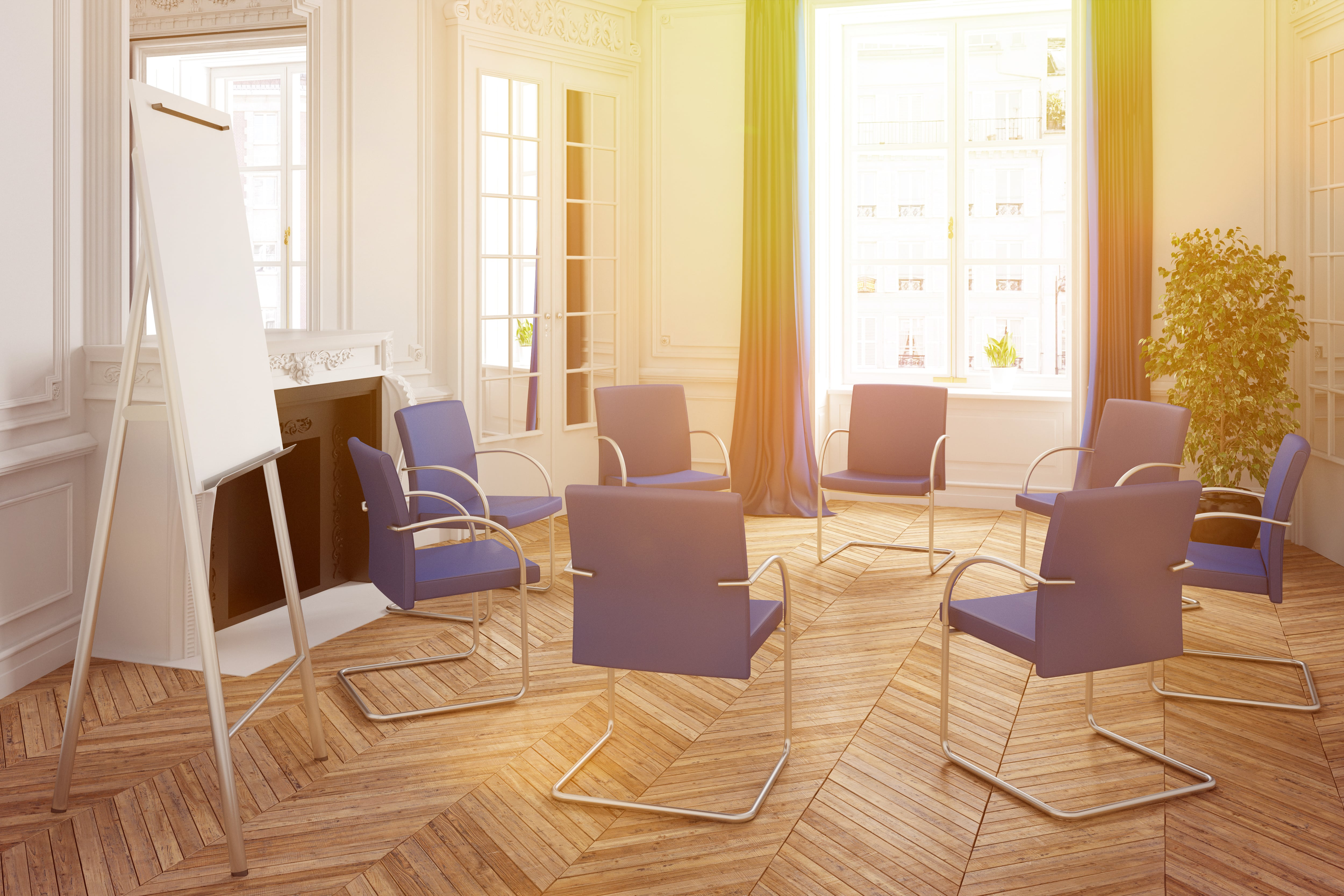 therapist-counselor-training-room-group-of-chairs